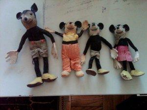 dean's mice