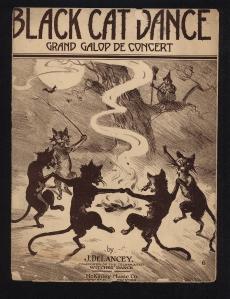 Black Cat Dance