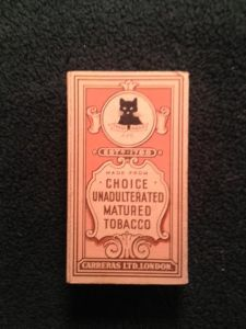 Black cat tobacco