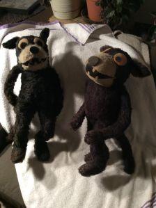 Two Felix Dolls