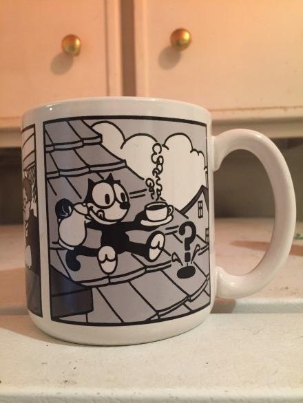 Felix mug