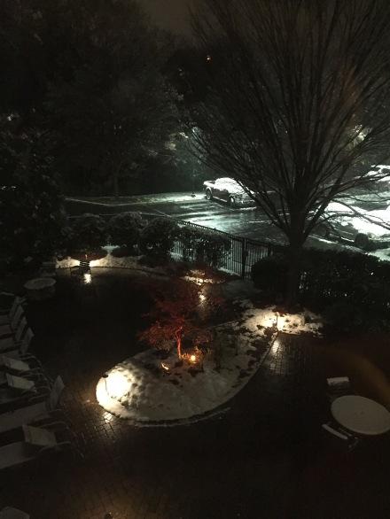 atlanta snow