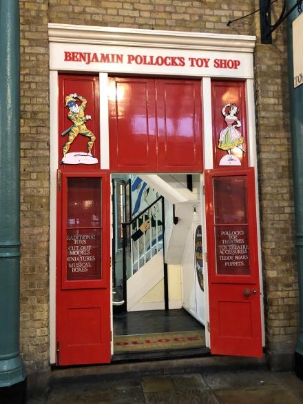 Pollock toy shop