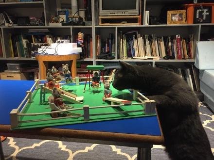 Kunstlerschutz Mouse Playground Pam S Pictorama