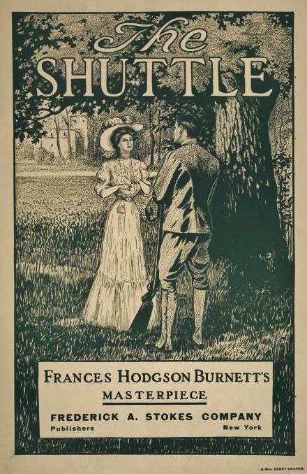 the-shuttle-book-poster-frances-hodgson-burnett