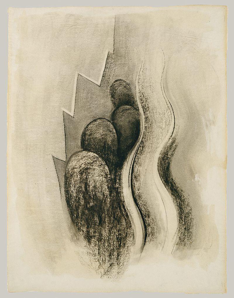 Drawing_XIII_by_Georgia_O'Keeffe_1915